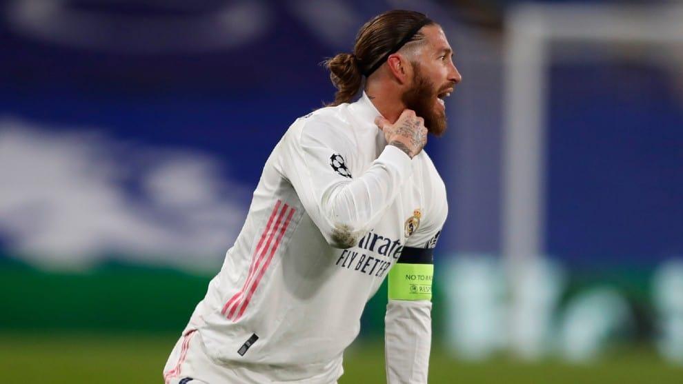Sergio Ramos, con ofertas de sobra