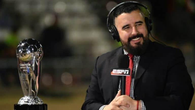 Álvaro Morales no se irá de ESPN