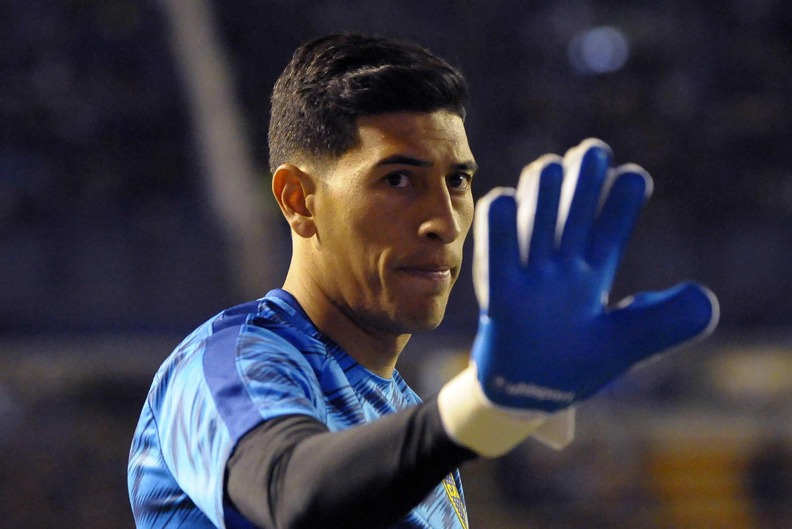 Esteban Andrada se despidió de Boca Juniors, ilusionado con su llegada a Rayados