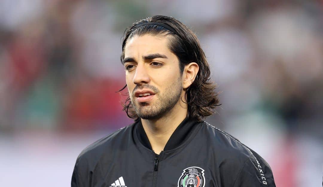 Rodolfo Pizarro reemplazará a Hirving Lozano en la Selección Mexicana