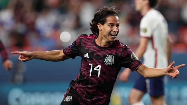 Diego Lainez brilla a nivel internacional