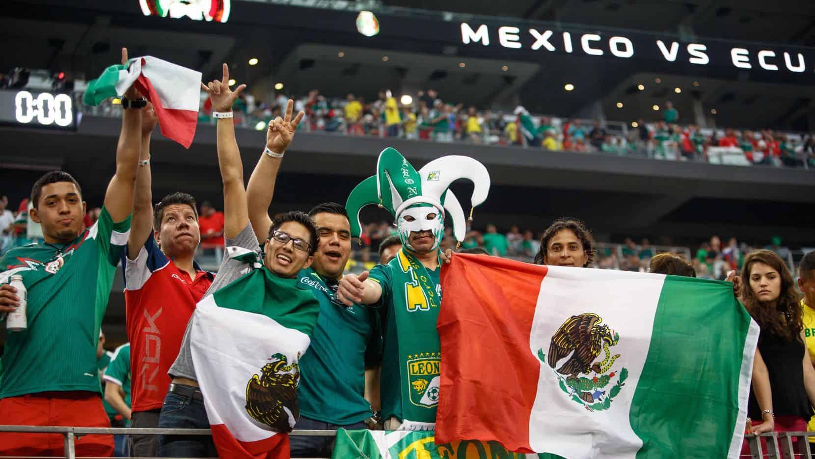 México-Guatemala irá a puerta abierta