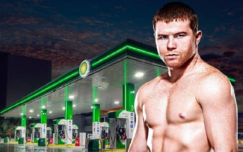 'Canelo' dio avances de sus nuevas gasolineras