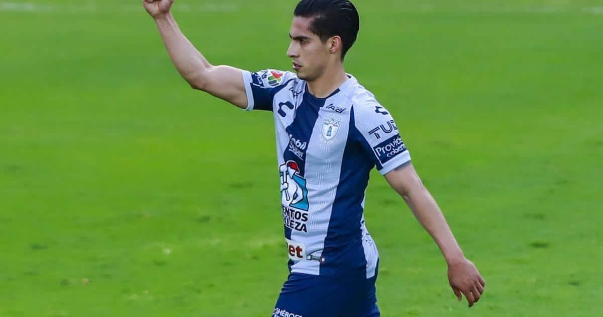 Erick Aguirre es Rayado