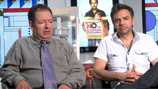 Eugenio Derbez manifestó apoyo a Sammy Pérez