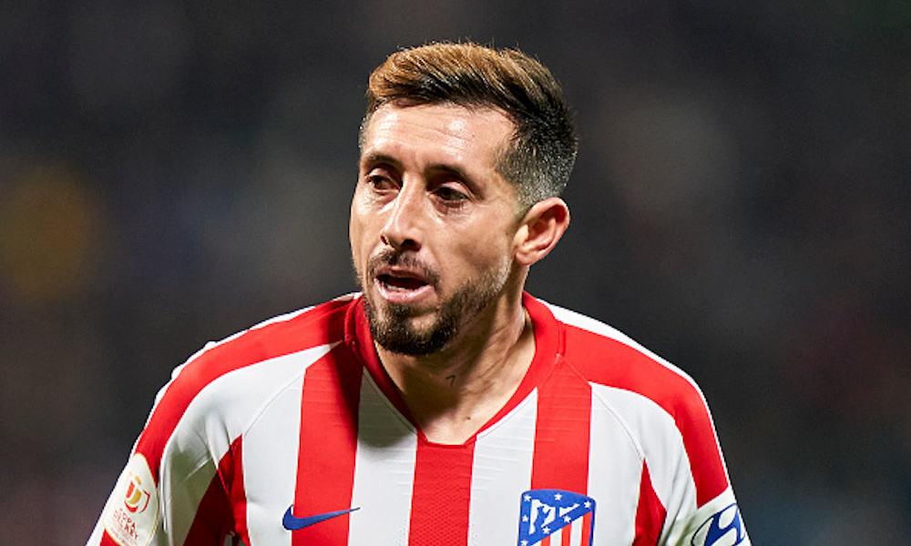 Atlético de Madrid ya le habría puesto precio de salida a Héctor Herrera