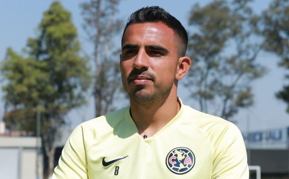 Alonso Escoboza, nuevo jugador del Necaxa