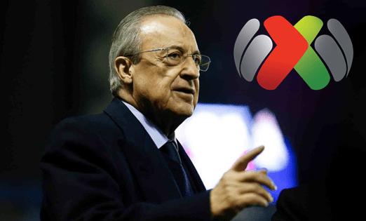 Florentino Pérez tiró contra Míchel