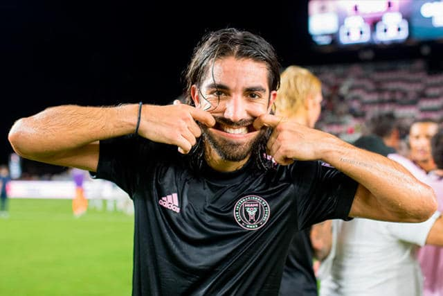 Rodolfo Pizarro anotó gol del triunfo para Inter Miami en tiempo agregado ante Chicago Fire (VIDEO)