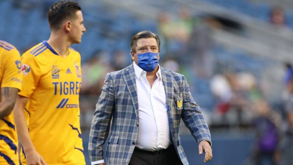 Miguel Herrera aquejó complicidad arbitral en derrota de Tigres