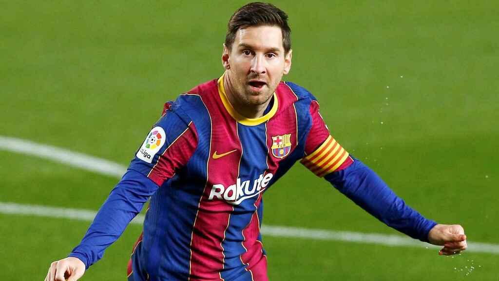 Lionel Messi sería jugador del PSG