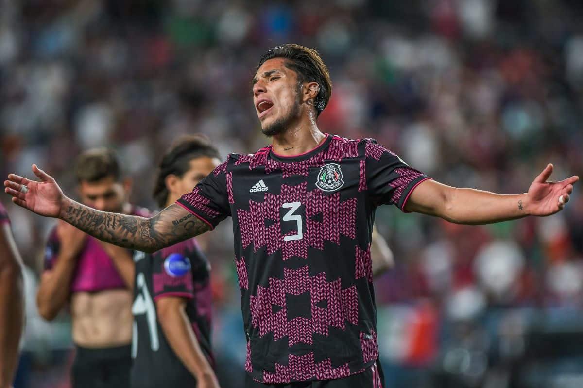 Se calentaron los ánimos entre Rodolfo Cota y Carlos Salcedo en final de Copa Oro (VIDEO)