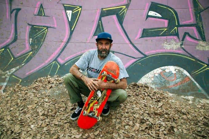 JJOO: El sudafricano desempleado que debutará en Skate