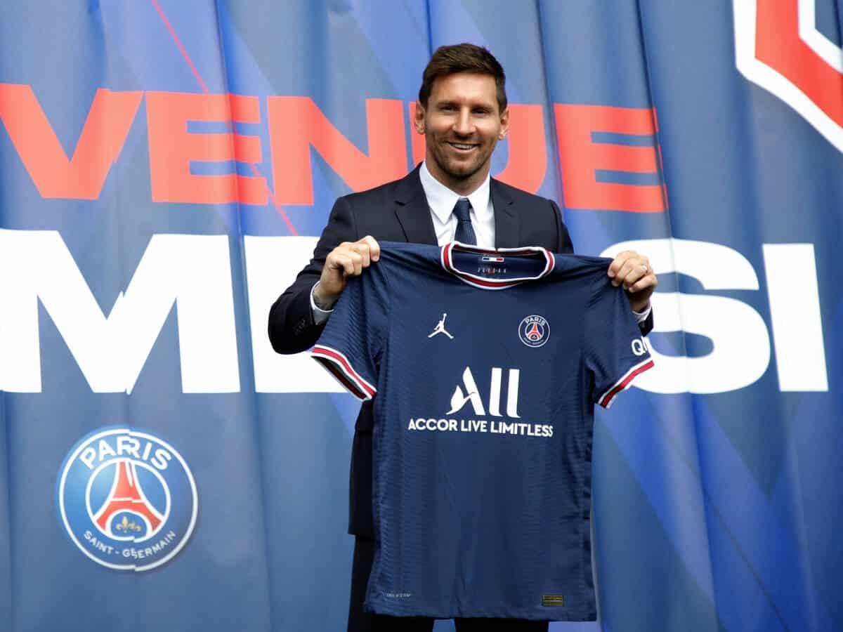 Lionel Messi debutaría con el PSG este domingo