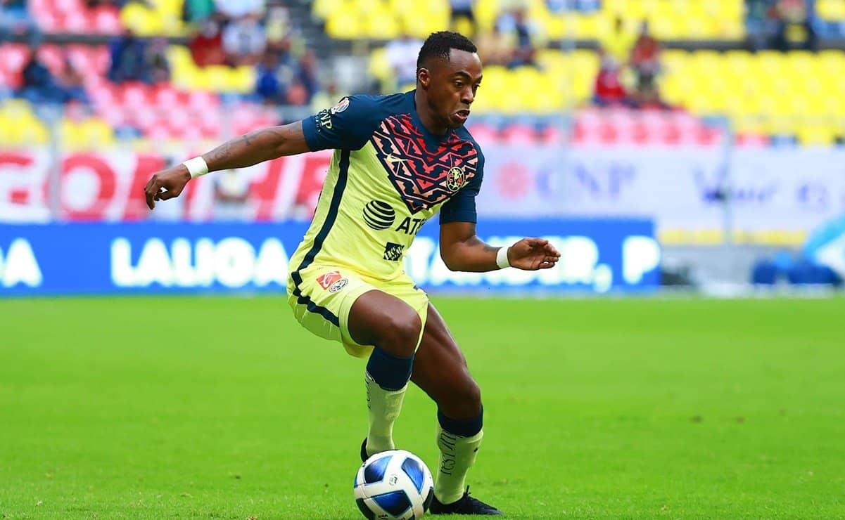 Renato Ibarra causa baja por lesión de tres meses para el América