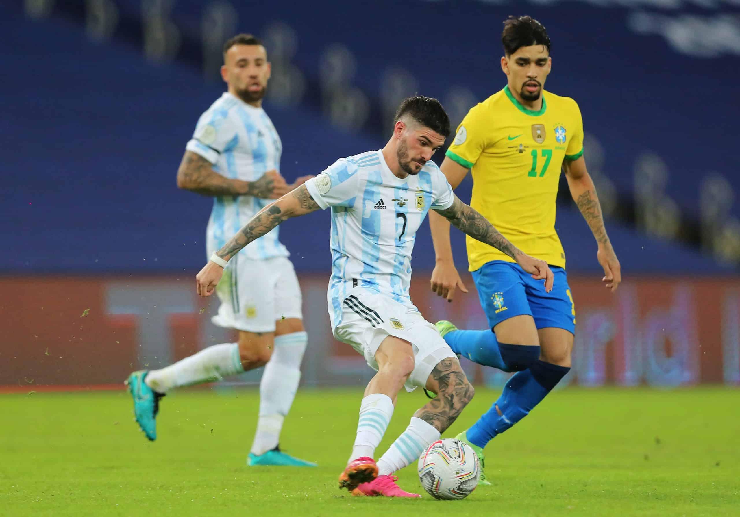Argentina en riesgo de quedarse sin figuras contra Brasil