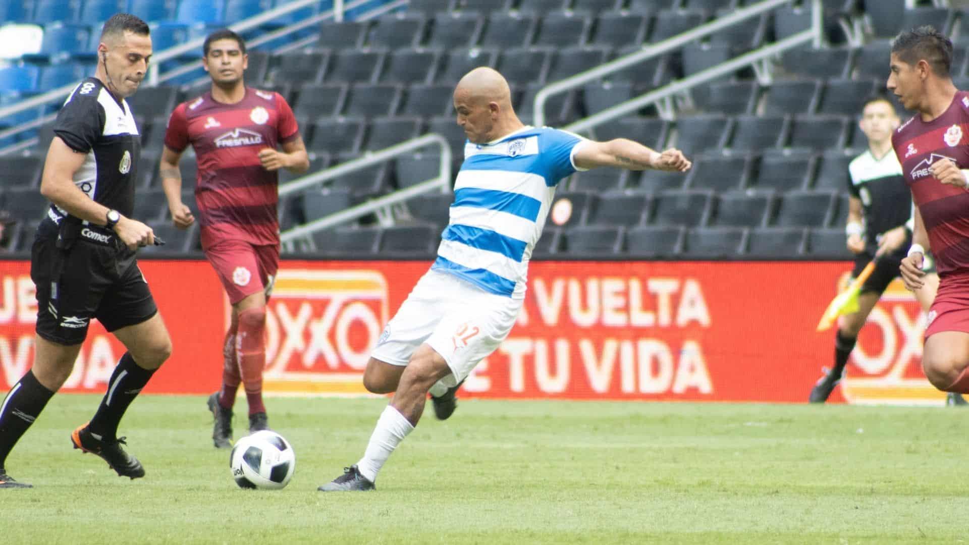 Con Suazo como titular, Raya2 cae 1-0 en casa ante Mineros