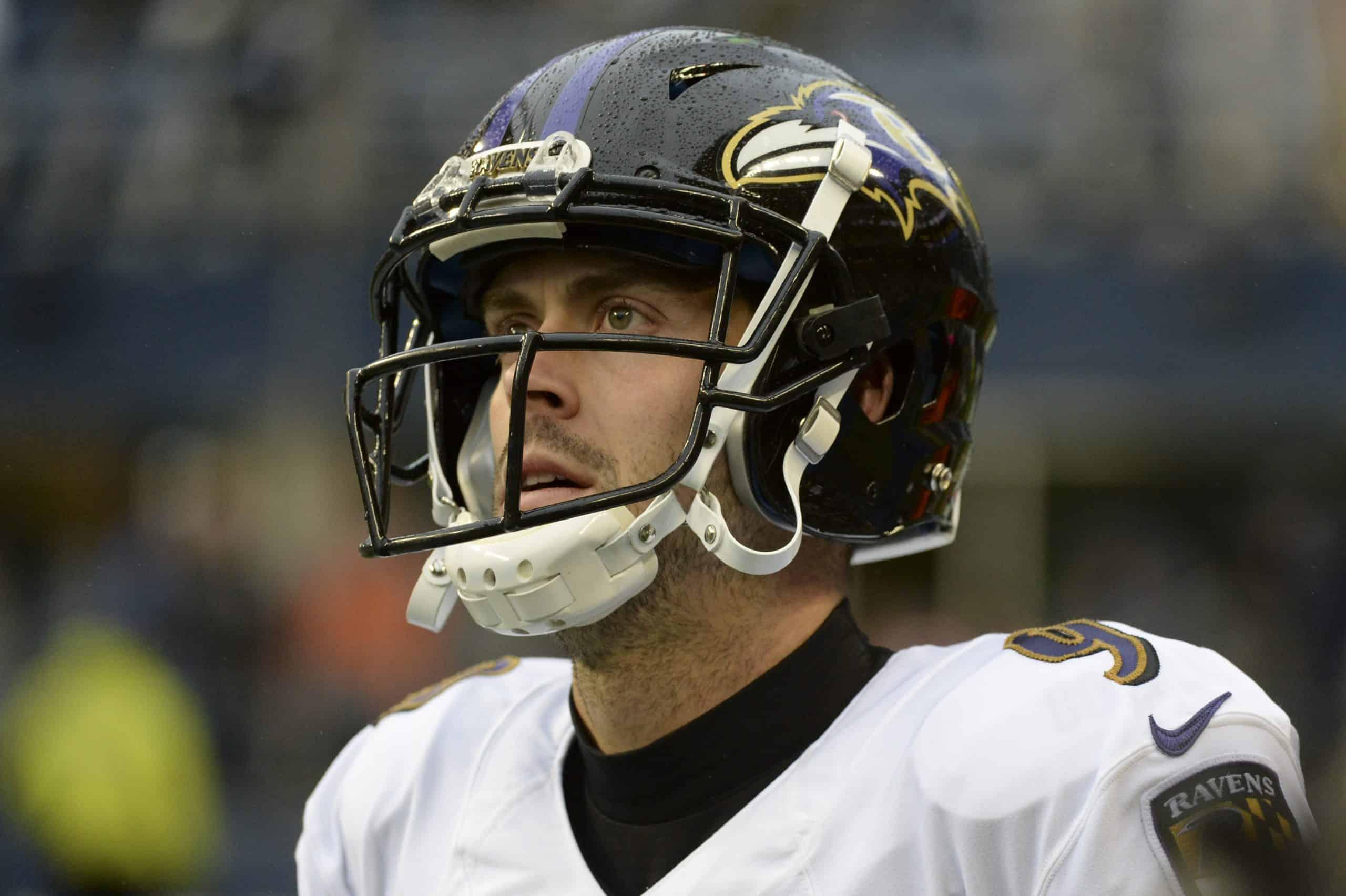 Justin Tucker rompió record en la NFL con gol de campo de 66 yardas
