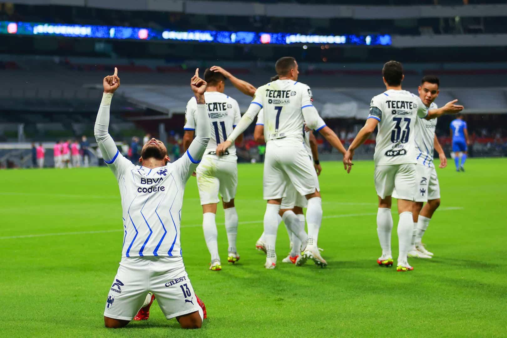 Rayados arrolla a Cruz Azul y va a la Final de la Concachampions