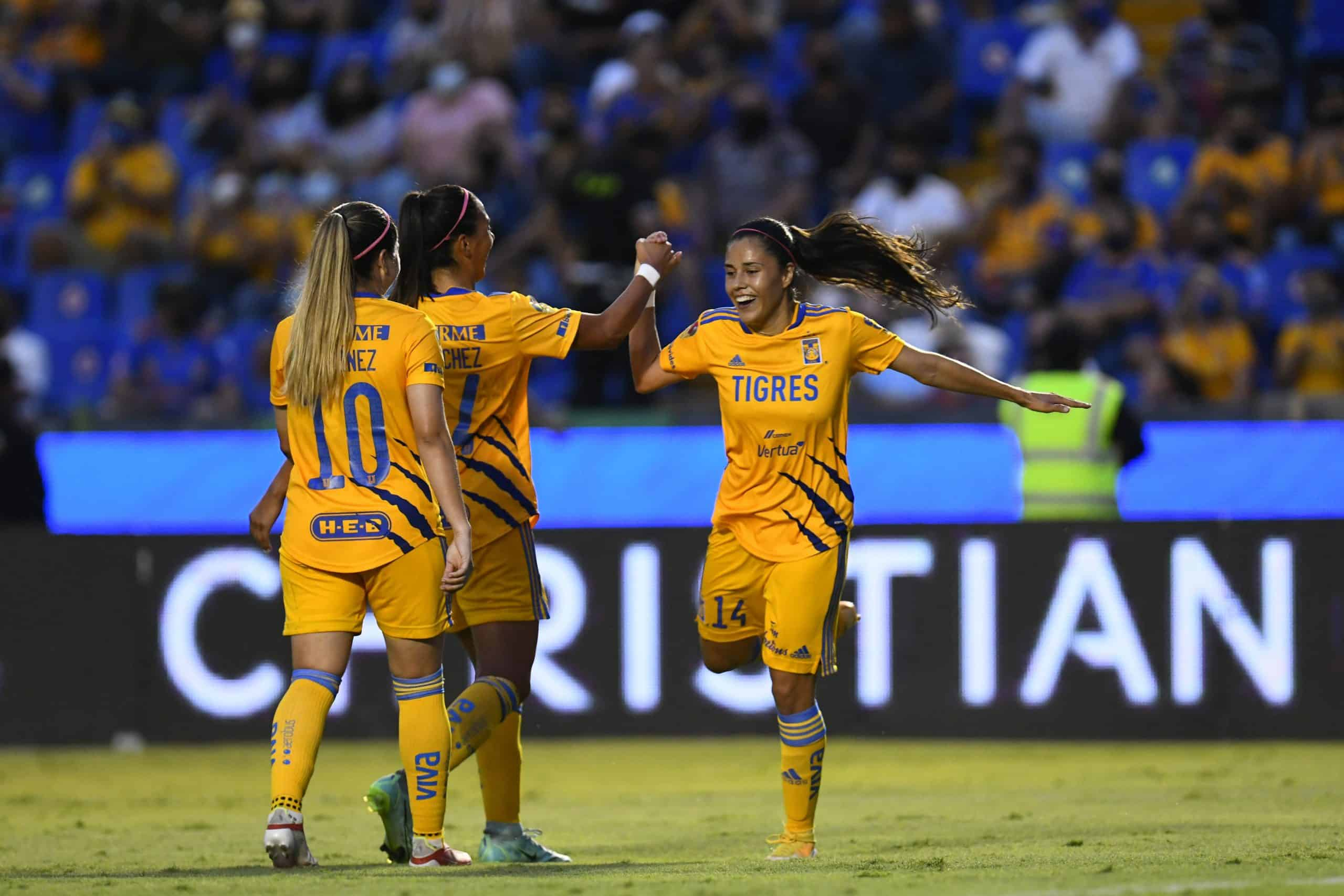 Tigres Femenil va por récord de 12 victorias seguidas