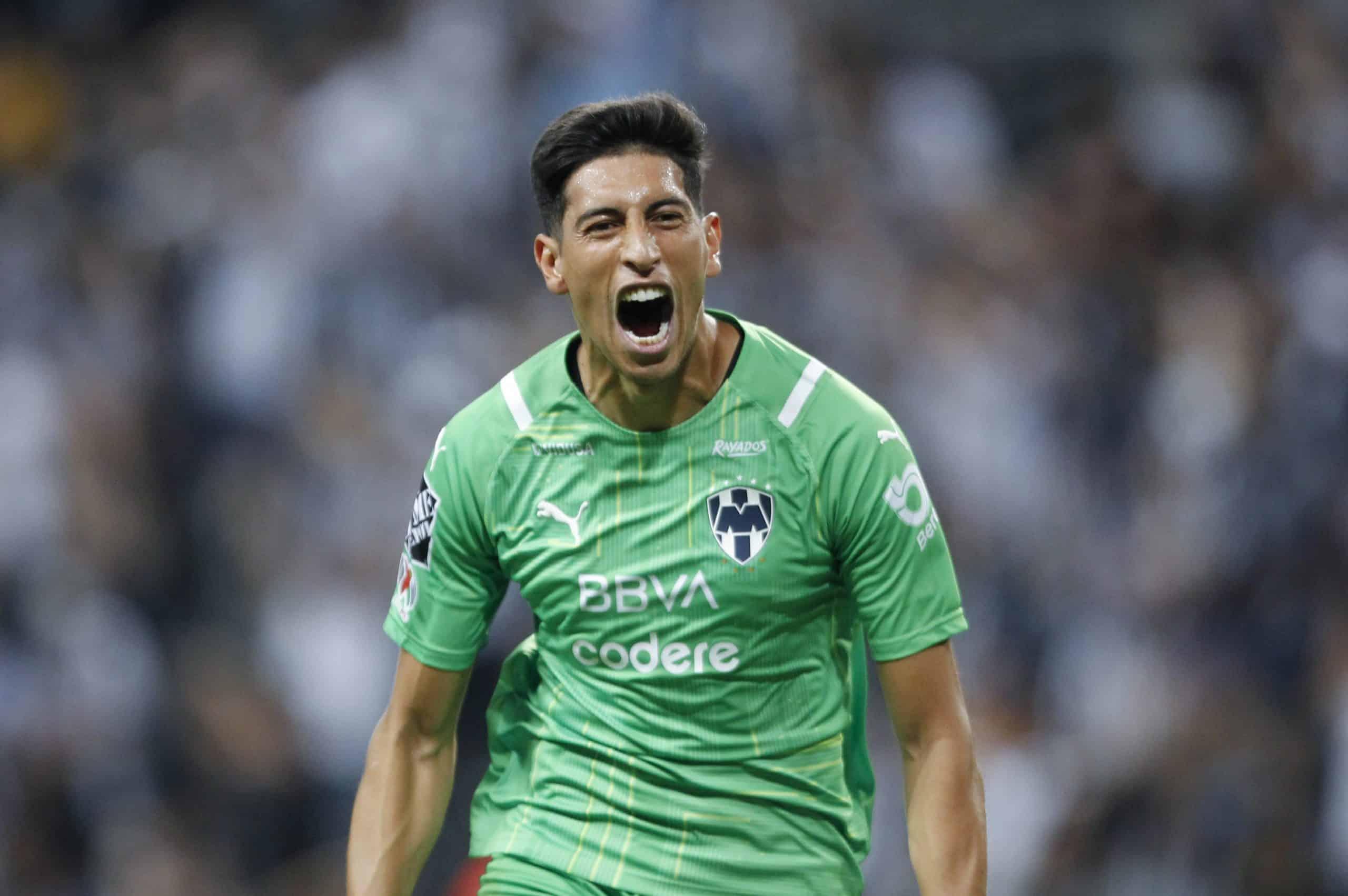 Esteban Andrada vuelve a la Selección de Argentina