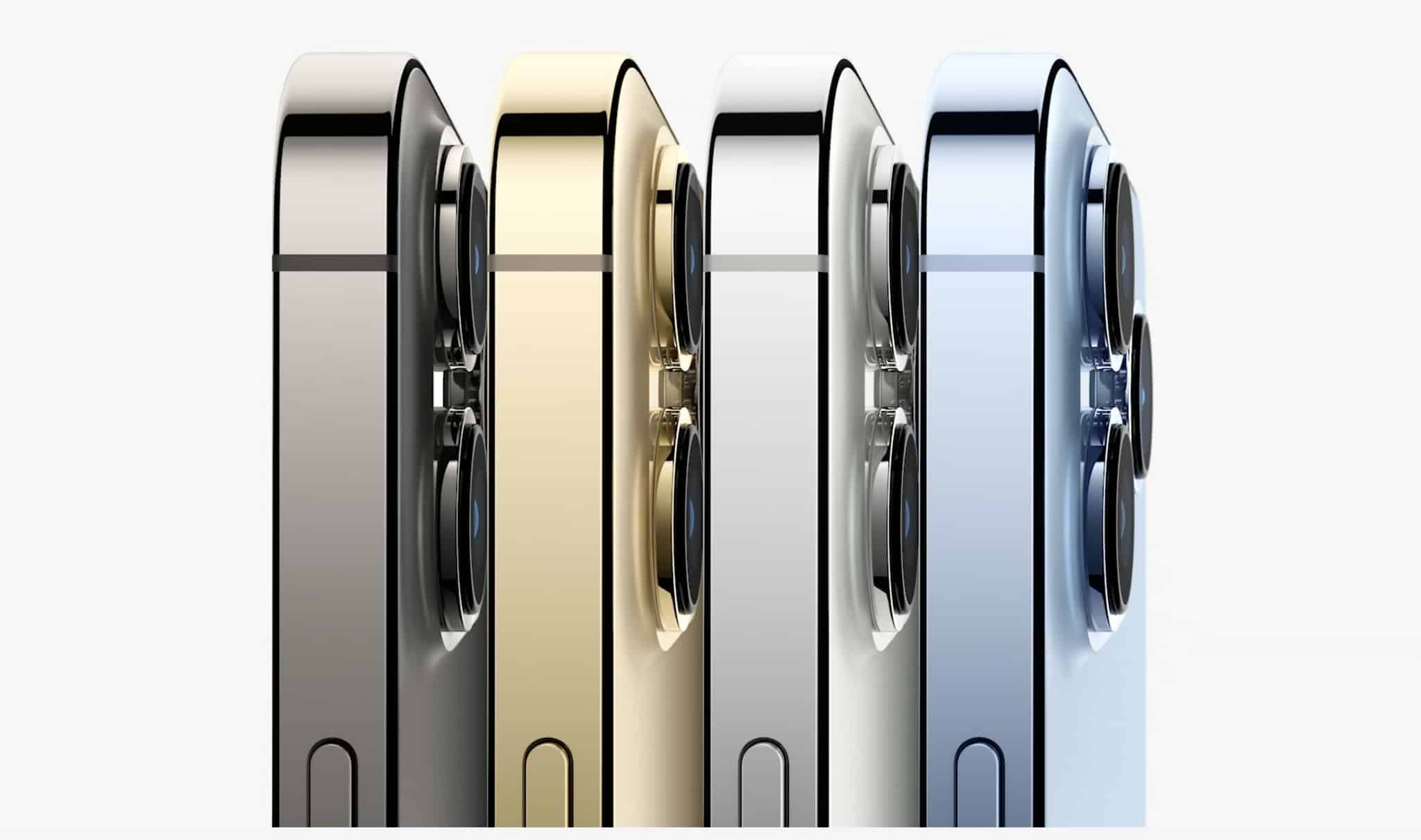 Iphone 13 supera los 40 mil pesos en su versión top