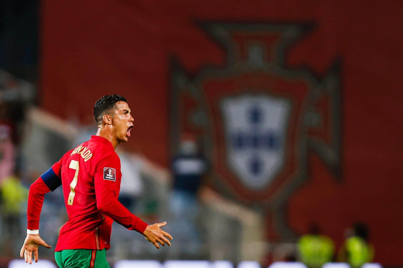 Cristiano Ronaldo manda emotivo mensaje tras su récord con Portugal