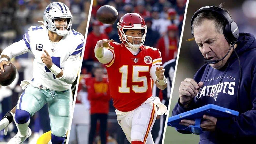 ¿Quiénes son favoritos para la nueva temporada de la NFL?