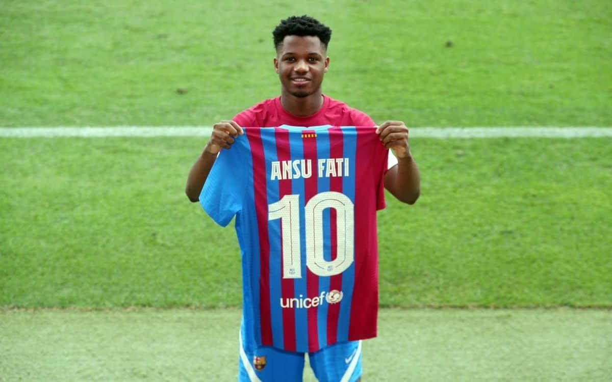 Ya hay nuevo «10» en Barcelona