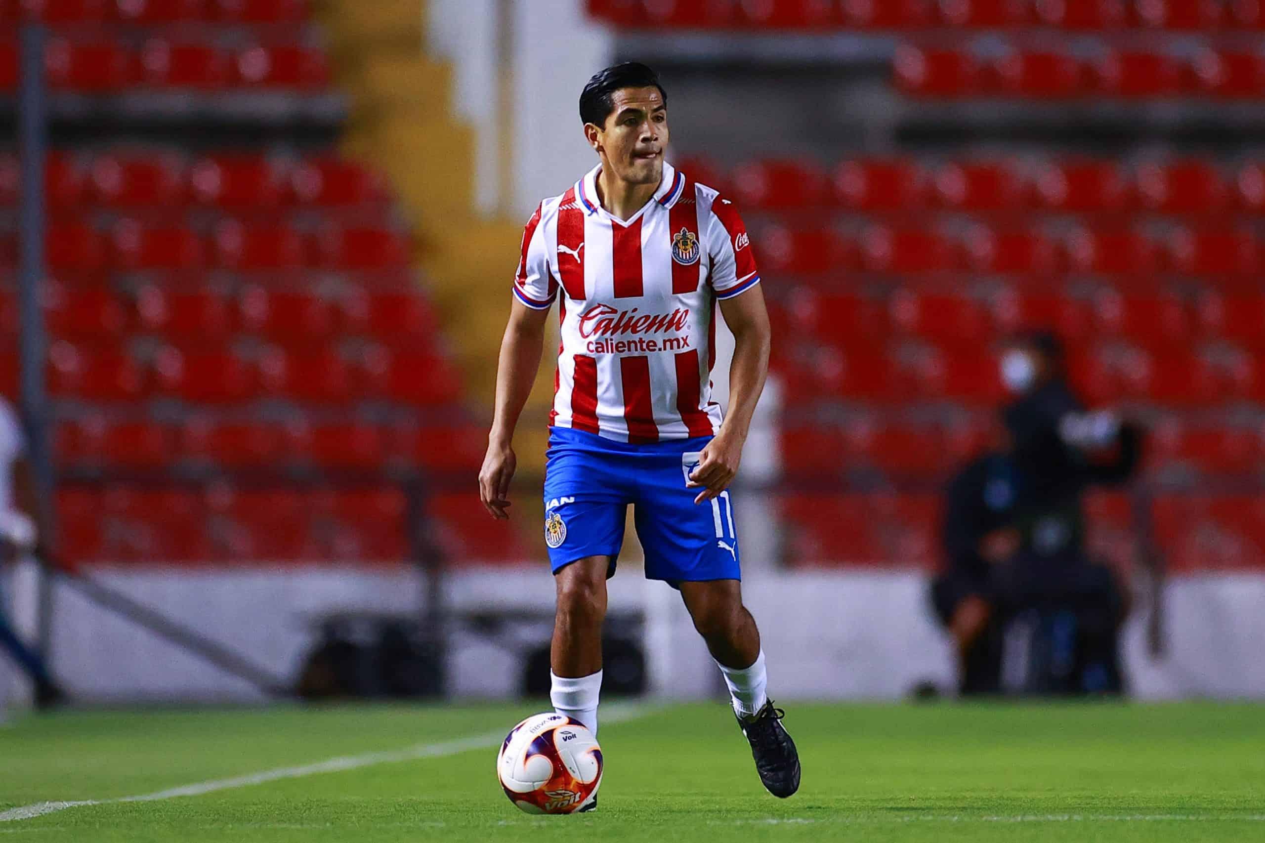 Jesús Sánchez asegura que Chivas no tiene presión por calificar a la Liguilla